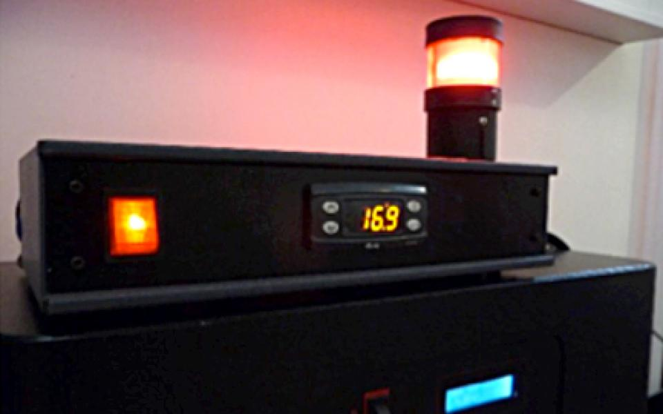 Regolatore termico automatico: